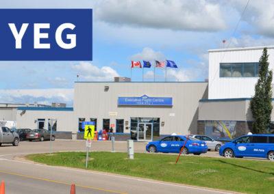 Edmonton FBO – Terminal 1