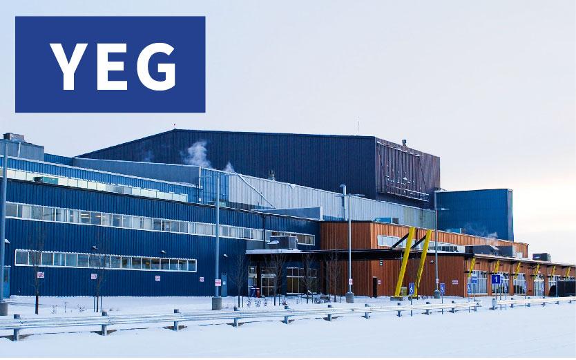 <b>Edmonton Industrial Charter Terminal 3</b>