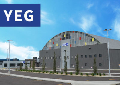 Edmonton Industrial Charter Terminal 4