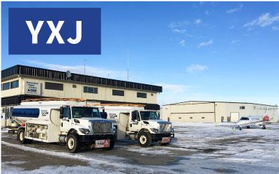 <b>Fort St. John Departure Terminal</b>