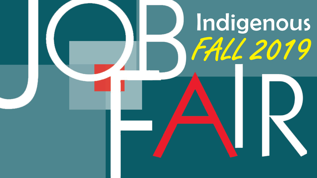 Indigenous Fall Job Fair 2019